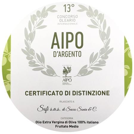 Certificato Aipo